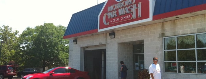 Richboro Car Wash is one of Greg : понравившиеся места.