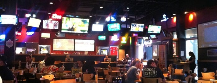 Buffalo Wild Wings is one of 20 favorite restaurants.