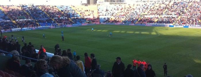 Estadi Ciutat de València is one of 2013-14 La Liga Stadium.