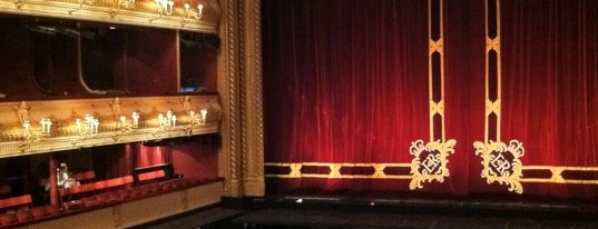 Royal Opera House is one of 1001 reasons to <3 London.