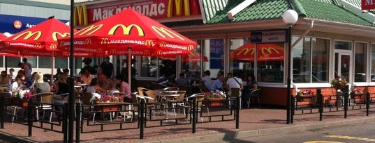 McDonald's is one of 24 Hour Restaurants.