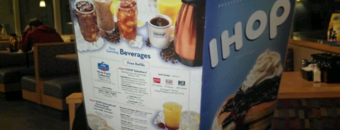 IHOP is one of McCanne's Guide to Orange County Hot spots.