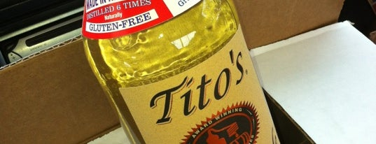 Tito's Texas Vodka Distillery is one of Must-visit Distilleries in Texas.