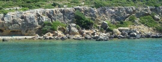 Eşek Adası is one of Favorite Great Outdoors.