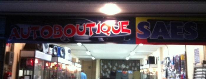 Autoboutique SAES is one of Locais salvos de Kike.