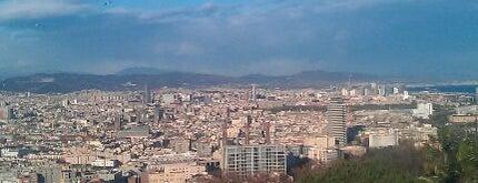 Telefèric de Montjuïc is one of Best views in Barcelona.