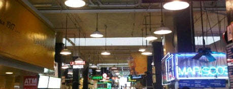 Grand Central Market is one of YumLA.