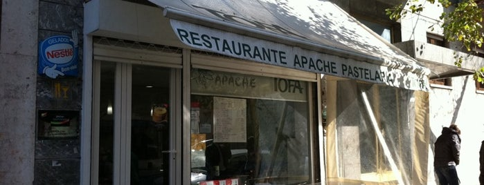 Restaurante Apache is one of Bookmarks.