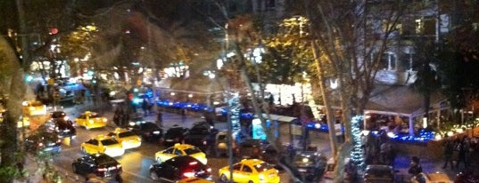 Bağdat Caddesi is one of Istanbul Tourist Attractions by GB.