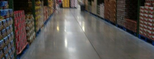 Costco Wholesale is one of สถานที่ที่ Patrick ถูกใจ.