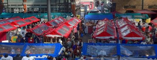 Spitalfields is one of #LoveE1.