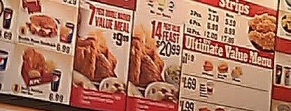 KFC is one of ESTHER 님이 좋아한 장소.