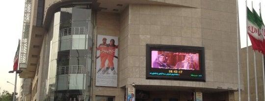 Azadi Cinema Complex | سینما آزادی is one of Posti che sono piaciuti a Mahtab.