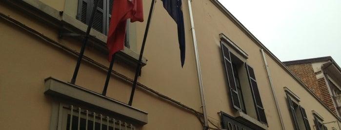 Questura di Parma is one of Tempat yang Disukai Dario Ariel.