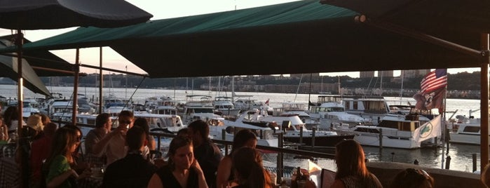 Boat Basin Cafe is one of Outdoor drinking spots.