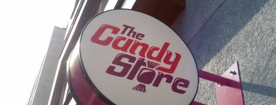 The Candy Store is one of Food.