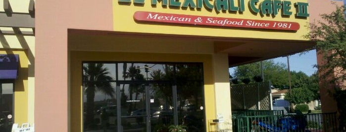 El Mexicali Cafe II is one of Juan Fco Arriaga Cさんのお気に入りスポット.