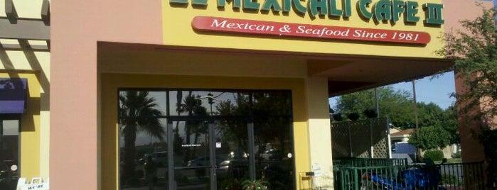 El Mexicali Cafe II is one of Lieux qui ont plu à Juan Fco Arriaga C.