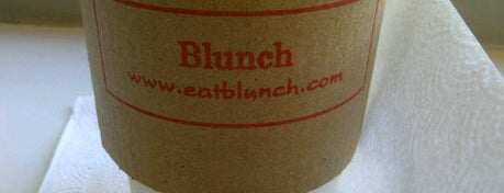 Blunch is one of Coffee in Boston.