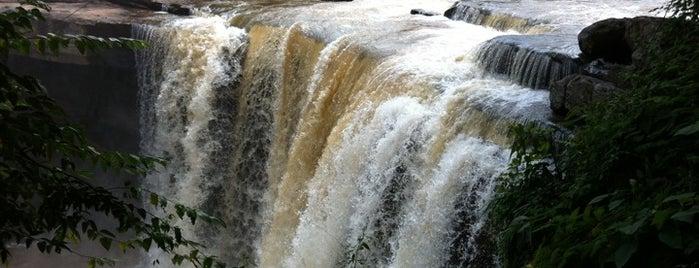น้ำตกปลาบ่า is one of เลย, หนองบัวลำภู, อุดร, หนองคาย.