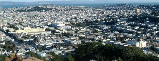 Corona Heights Park is one of Castro: Tales Of The Village.