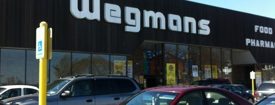 Wegmans is one of Lieux qui ont plu à Isaac.