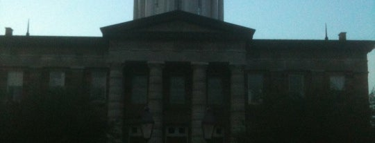 Old State Capitol is one of Places that are checked off my Bucket List!.