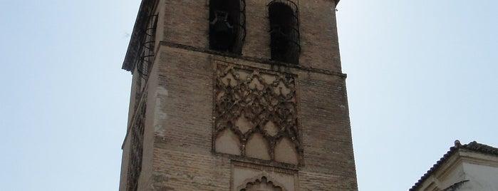 Iglesia de Omnium Sanctorum is one of Cosas que ver en Sevilla.