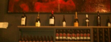 Left Coast Wine Bar is one of Locais curtidos por Lara.