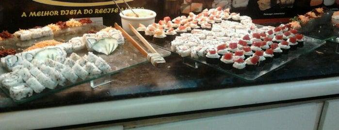 Sushi Digital is one of Lugares recomendados.