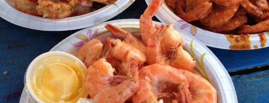 Giovanni's Shrimp Truck is one of Honolulu.