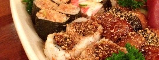 Deusimar Sushi is one of Rio Show Gastronomia 2018.