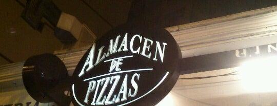 Almacén de Pizzas is one of Comí en:.