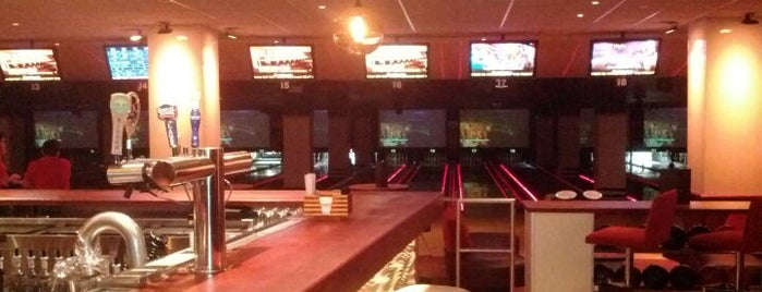 Frames Bowling Lounge is one of New York New York.