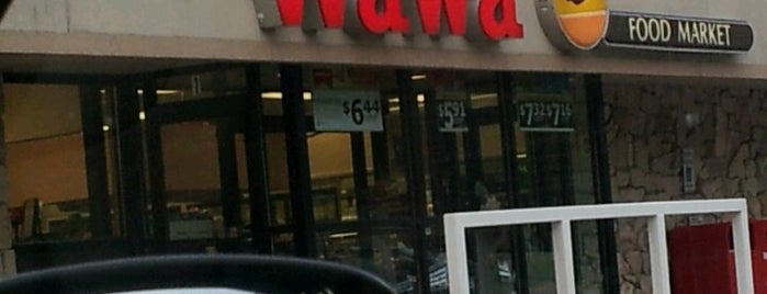 Wawa is one of New Jerseyan Taste Bud.