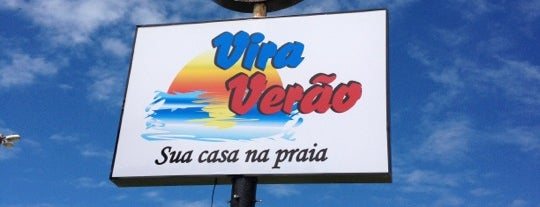 Barraca Vira Verão is one of Barracas de Praia.