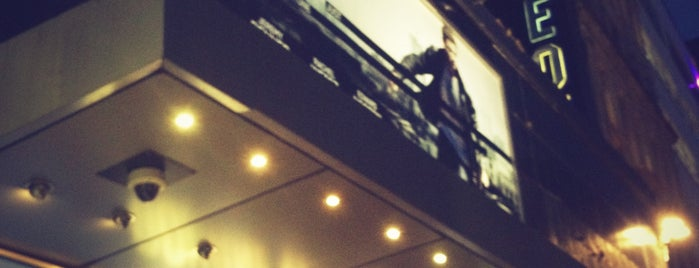 ODEON Luxe is one of Londra.