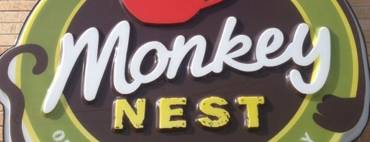 Monkey Nest Coffee is one of Tempat yang Disimpan Joshi.