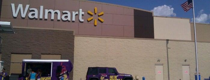 Walmart Supercenter is one of Jade's Favorites.