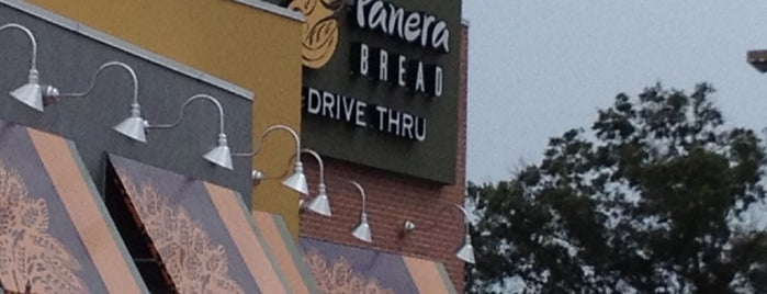 Panera Bread is one of Favorite Places.