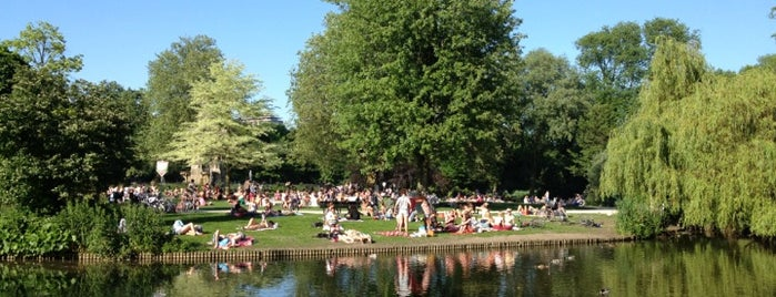 Sarphatipark is one of Broads Abroad do Amsterdam (All Places).