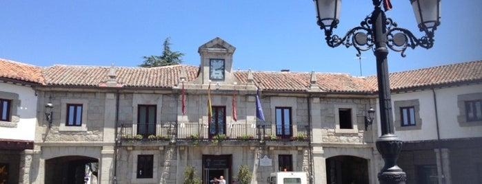 Ayuntamiento de Guadarrama is one of Lugares favoritos de Katia.