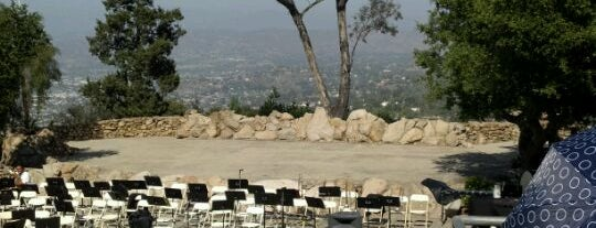 Mt. Helix Nature Theatre is one of Hidden San Diego.