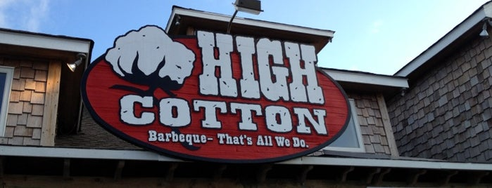 High Cotton BBQ is one of Outer Banks.