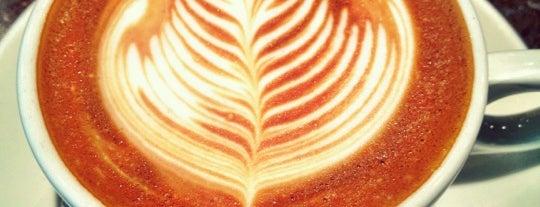 Dancing Goats Coffee Bar is one of 15 Top Coffee Shops in Atlanta.