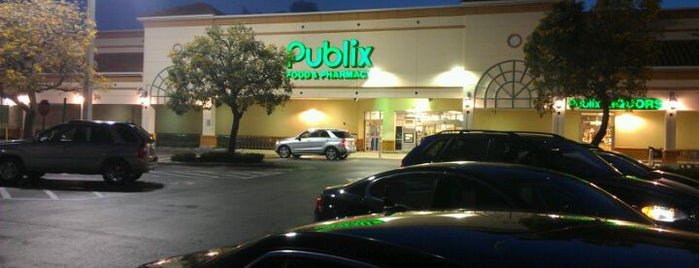 Publix is one of Coral Springs.