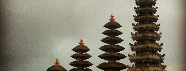 Pura Besakih (Mother Temple of Besakih) is one of DENPASAR - BALI.