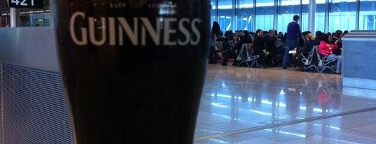 Дублинский аэропорт (DUB) is one of Flyin' Around the Globe.
