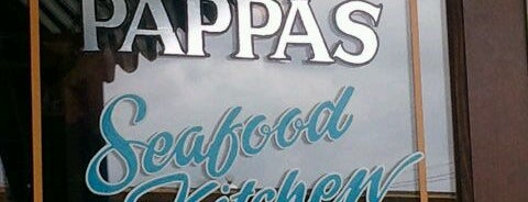 Pappas Seafood House is one of Comer y Beber en Houston.