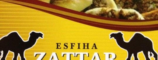 Esfiharia Zattar is one of Elcio'nun Beğendiği Mekanlar.